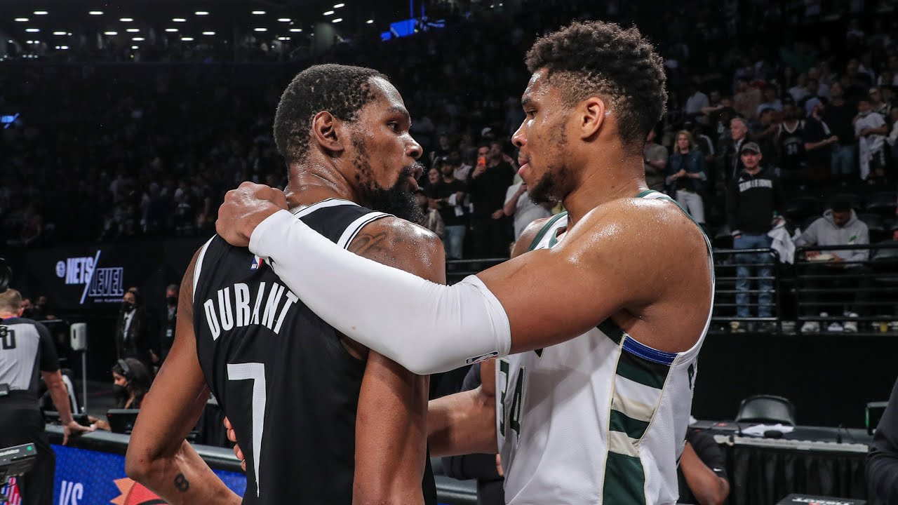 All-Access: Bucks Beat Nets In Game 7 Thriller | Giannis & Durant Battle | Locker Room Access