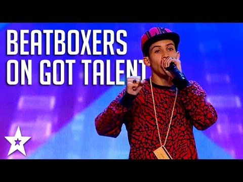 Top 5 Incredible BEATBOXERS on Got Talent! | Got Talent Global