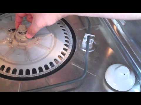 Dishwasher Repair | How to Clean the Screen/Filter | Part 1 of 3