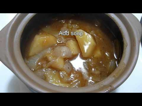 Easy Onion Soup Recipe