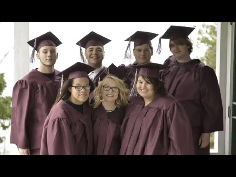 Graduating Seniors Say Lighthouse School Changed Their Lives
