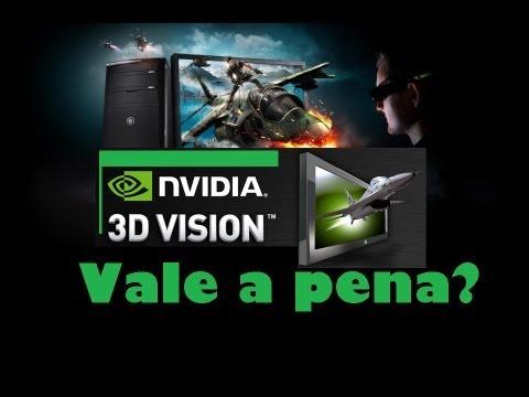 df59122cc970d Como deixar jogos em 3d ( para quem tem NVIDIA) - Oculos 3d Discover ...