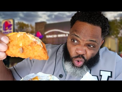 Taco Bell Wild Naked Chicken Chalupa