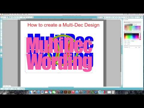 How to Create a Multi-Dec Design in SDE