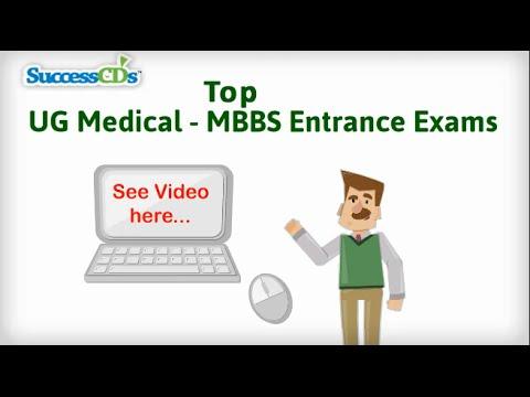 Top MBBS Entrance Exams India