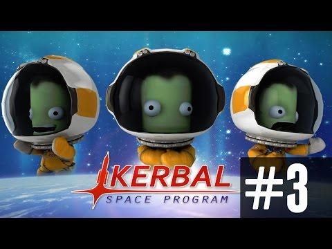 Kerbal Space Program 1.0 - Career - 3 - To Orbit!