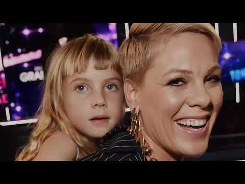 PINK'S DAUGHTER RENOVATES HER LOOK STUNNED EVERYONE