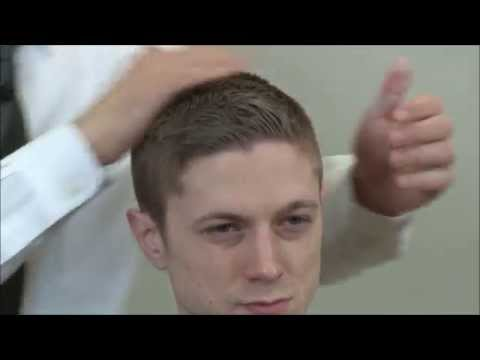 Princeton Hairstyle – Ivy League Haircut – James Bond Hairstyle - Part 5