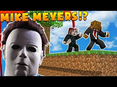 I GOT BANNED FOR FLY HACKING | Minecraft - Mod Battle (MIKE MYERS)