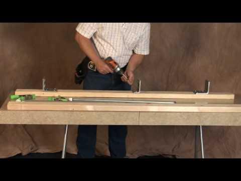 Making a longer sawhorse