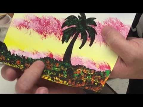 (6) Silhouette Layer:  Creating Beautiful Detail