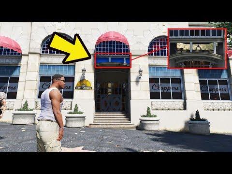A Rockstar não quer que voce veja isso no GTA 5!!