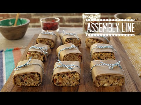 Super Food Vegan Krispies | Assembly Line