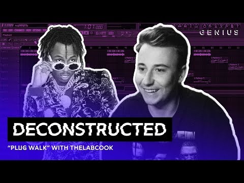 """The Making Of Rich The Kid's """"Plug Walk"""" With TheLabCook 