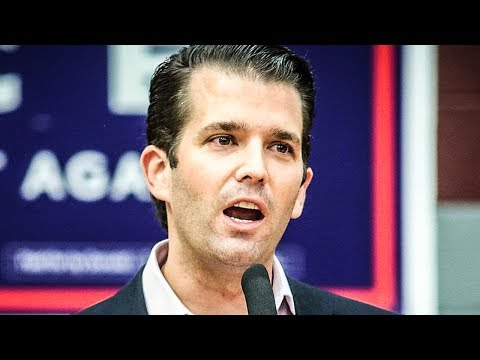 Publishers Are Rejecting Donald Trump Jr.'s Book For Fear He'll Go To Prison