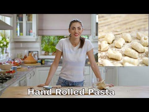 How to make vegan pasta dough without machine