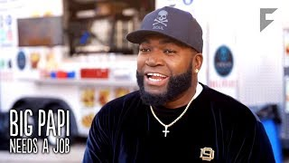 Can He Hack It At Lunch Hour In A Food Truck? | Big Papi Needs A Job