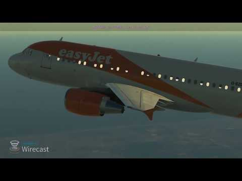 Infinite Flight Global - EasyJet A319 - London To Venice [Gone Wrong]