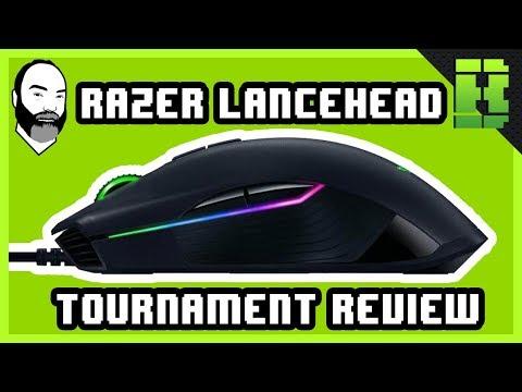 Razer Lancehead Tournament Edition Review Gaming Mouse