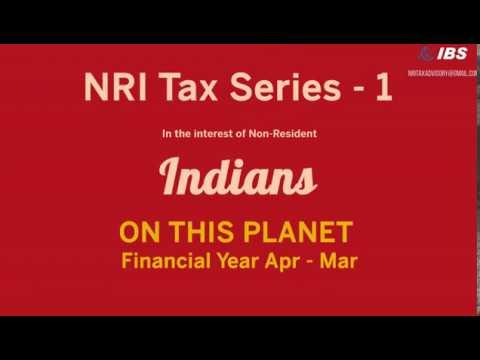 NRI Tax Advisory