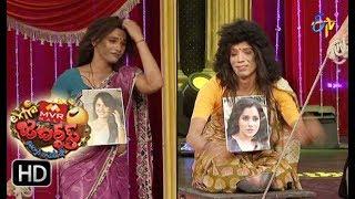 Chammak Chandra Performance | Extra Jabardsth | 11th August 2017| ETV  Telugu