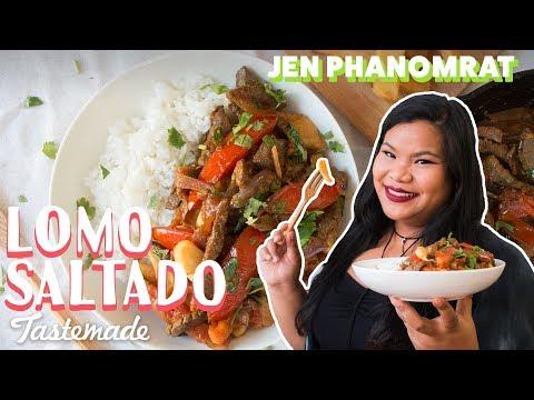 Lomo Saltado Peruvian Stir Fry I Good Times With Jen