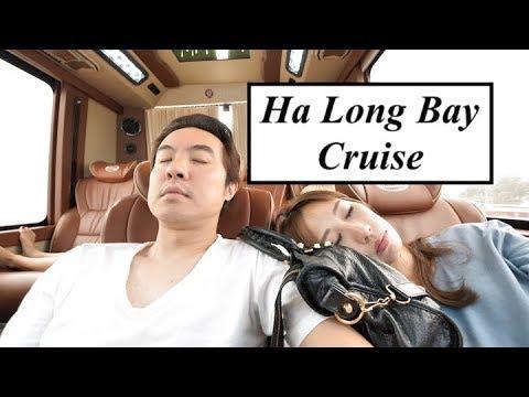 Ha Long Bay Cruise | Jamie Lim Travels