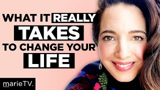 Tony Robbins Marie Forleo What It Takes To Have An Extraordinary Life