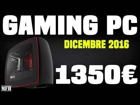 GAMING PC 1350€: I5 6600K & GIGABYTE 1070 G1 GAMING - Dicembre 2016
