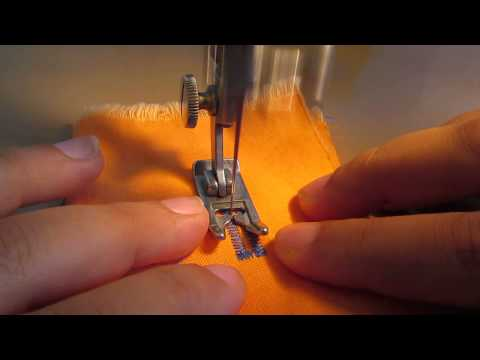 Sewing Buttonholes Without A Buttonhole Foot