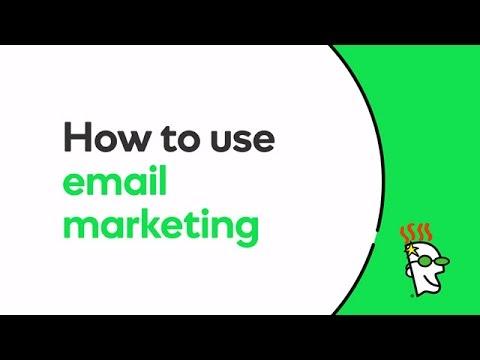 8 Effective Email Marketing Strategy Ideas | GoDaddy