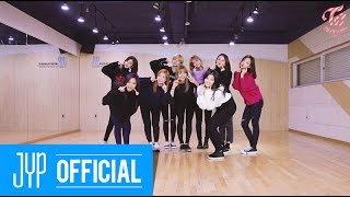 "TWICE(트와이스) ""JELLY JELLY"" Dance Practice Video"