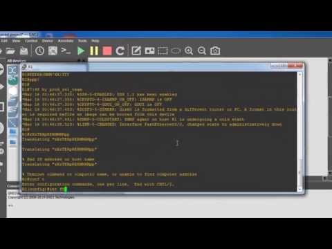 Connecting  GNS3 to Vmware