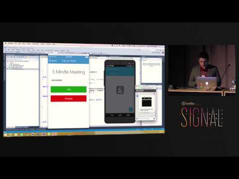 EQUIP   C# and Twilio-powered iOS and Android experiences - James Montemagno (Xamarin)