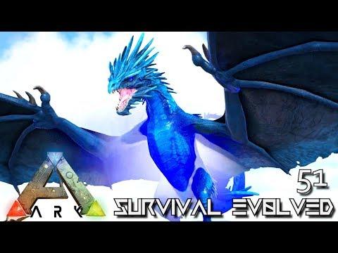 ARK: SURVIVAL EVOLVED - CELESTIAL WYVERN & TEK QUETZAL