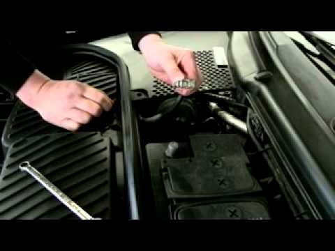 Porsche 996 Battery Reset