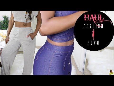 FASHION NOVA HAUL - ⏳SLIM THICK⏳