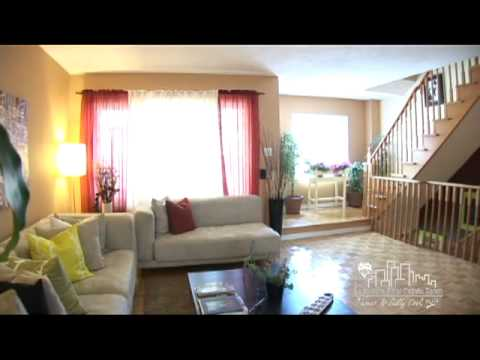 Toronto Real Estate - North York Townhouse Three Bedroom