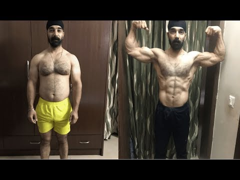No Supplements Needed for a Six Pack Abs Transformation   FitMuscle TV