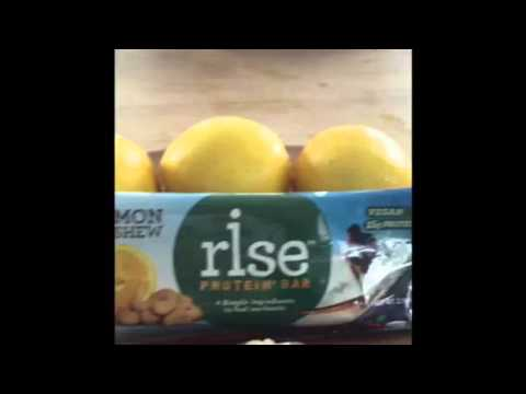 How To Make Vegan Cookies with a Rise Bar. Emily Reynolds Fitness Nutrition Specialist.