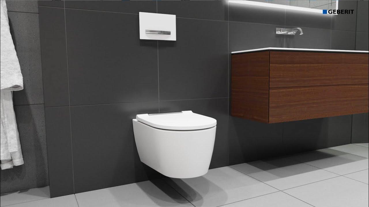 Geberit ONE WC - Installation
