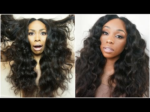 Soft, Voluminous Waves Overnight | Flexirod Tutorial ft. Grace Hair