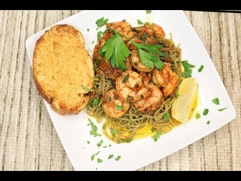 Shrimp Scampi  A Classic Dish (Saturday Meal) (Legacy) 💋