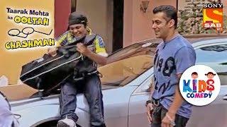 Salman Surprises Tapu Sena | Tapu Sena Special | Taarak Mehta Ka Ooltah Chashmah