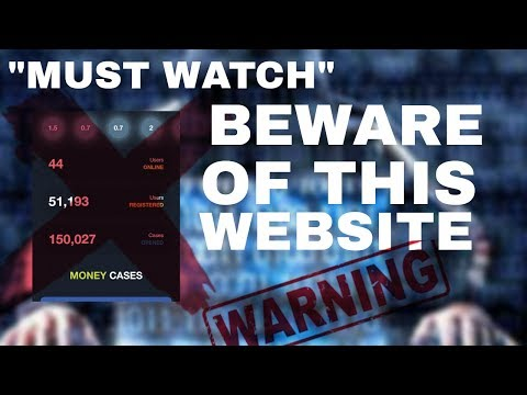 BEWARE OF THIS WEBSITE |THIS WEBSITE WILL LOOT YOU|MUST WATCH