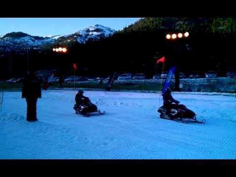 Squaw Valley Lake Tahoe, California Ski Resort