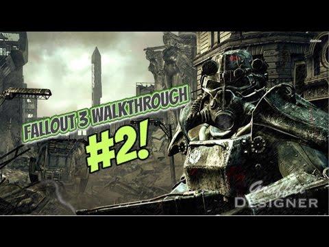 Fallout 3-  Walkthrough #2! - DA HECK ARE THOSE?!?!