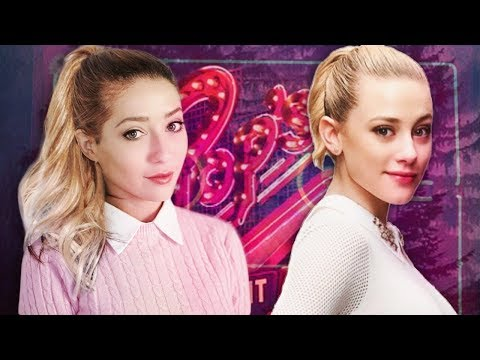 BETTY COOPER HALLOWEEN TUTORIAL! RIVERDALE GET THE LOOK