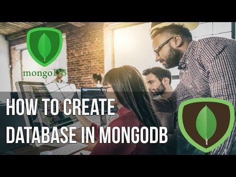 Learn mongodb in Hindi | How to create database in Mongodb Hindi