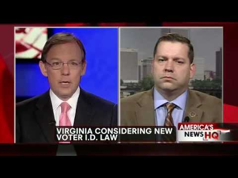 Virginia Considers Passing Voter I.D. Law as Fraud Discovered in 2008 Election